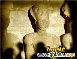 بالصور اليوم 22 اكتوبر تعامد الشمس لمدة عشرين دقيقه علي وجه الملك رمسيس الثاني ghlasa1382418059741.jpeg