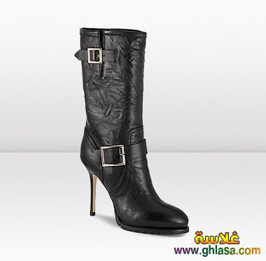 احدث احذيه تصميمات والوان للشتاء صور احدث احذيه شتاء لعام 2019 ghlasa1382489950366.jpg