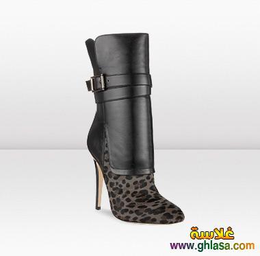 احدث احذيه تصميمات والوان للشتاء صور احدث احذيه شتاء لعام 2019 ghlasa1382490173435.jpg