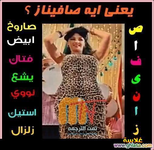 نكت المصريين على فيلم القشاش ورقص صافيناز ، نكت مضحكة على فضيحة فيلم القشاش واغراء الراقصة صافيناز ghlasa1382616750358.jpg