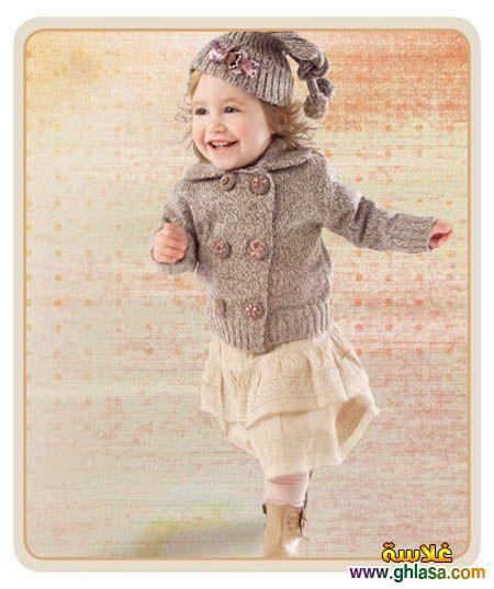 اجدد ملابس شتوي للاطفال  للبنات والاولاد كل الاعمار لعام 2019 ghlasa1382681790312.jpg