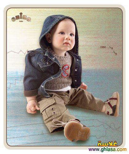 اجدد ملابس شتوي للاطفال  للبنات والاولاد كل الاعمار لعام 2019 ghlasa1382681790364.jpg