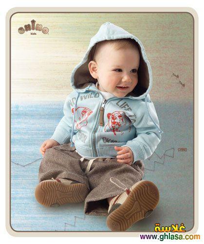 اجدد ملابس شتوي للاطفال  للبنات والاولاد كل الاعمار لعام 2019 ghlasa1382681790385.jpg