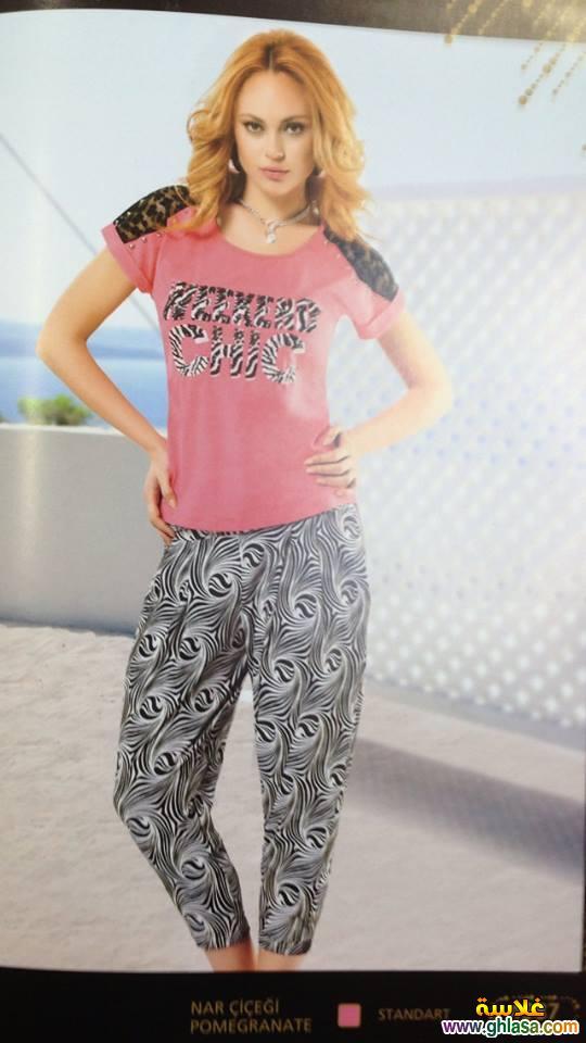 بيجامات بنات صيف 2019 ، بيجامات جديدة 2019 والاسعار ghlasa1382683976132.jpg