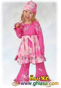 صوراجمل وارق ملابس شتوي للاطفال البنوتات متوسط العمر لعام 2018 ghlasa1382684191531.jpg