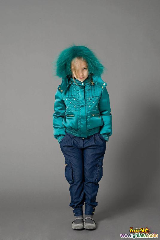 صوراجمل وارق ملابس شتوي للاطفال البنوتات متوسط العمر لعام 2018 ghlasa1382684191624.jpg
