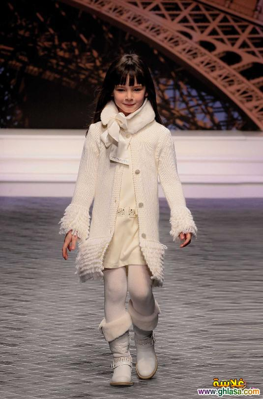 صوراجمل وارق ملابس شتوي للاطفال البنوتات متوسط العمر لعام 2018 ghlasa1382684191696.jpg