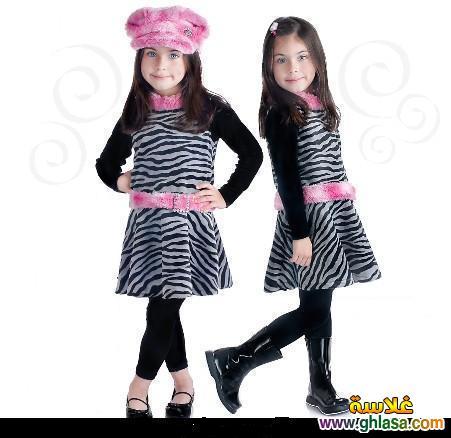 صوراجمل وارق ملابس شتوي للاطفال البنوتات متوسط العمر لعام 2018 ghlasa1382684191829.jpg