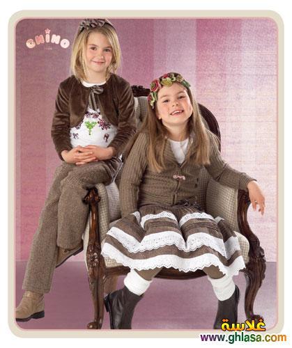 صوراجمل وارق ملابس شتوي للاطفال البنوتات متوسط العمر لعام 2018 ghlasa13826841918410.jpg