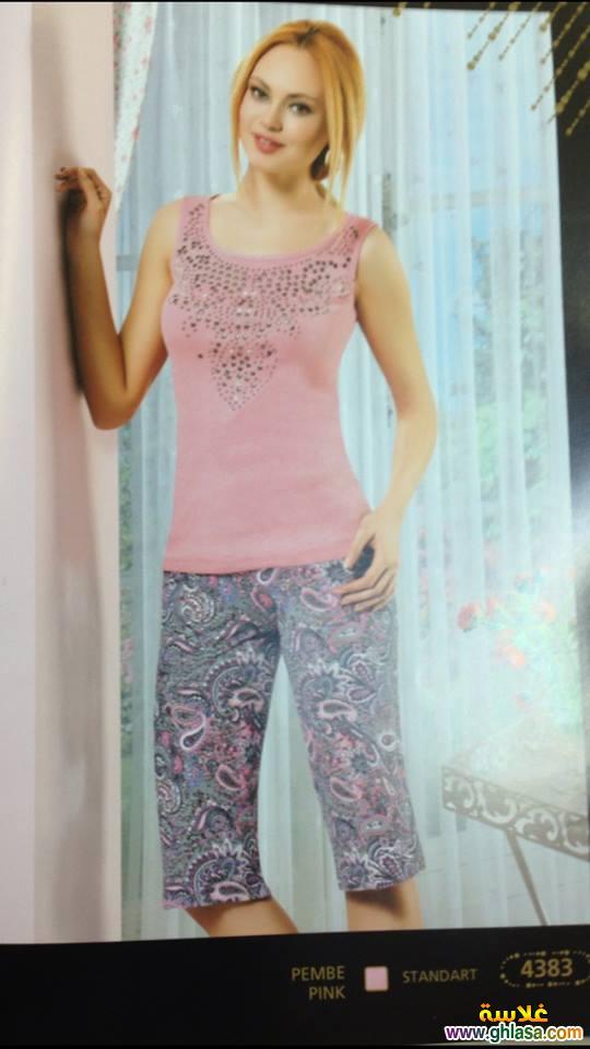 مجموعة صور بيجامات وملابس للبنات للمنزل فقط ghlasa13826851457210.jpg
