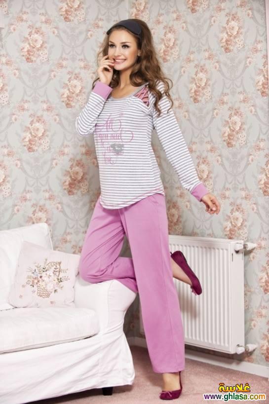 صور موديلات بيجامات جديدة للبنات - اروع ملابس بيجامات بنات حديثة 2019 ghlasa138268999617.jpg