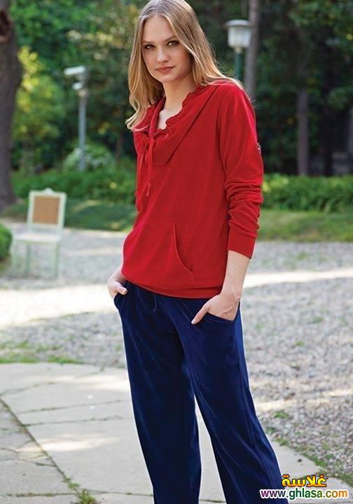 صور موديلات بيجامات جديدة للبنات - اروع ملابس بيجامات بنات حديثة 2019 ghlasa13826899962210.jpg