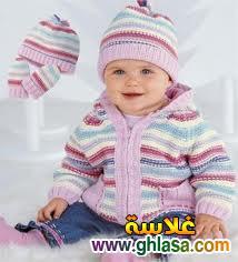 صور ملابس اطفال شتوي بنات واولاد للسن الصغير ملابس شتوي لعام 2019 ghlasa1382721024961.jpg