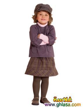 احدث صور ملابس للاطفال الشتوي للبنوتات الصغار ملابس شتوي لعام 2019 ghlasa1382723147431.jpg