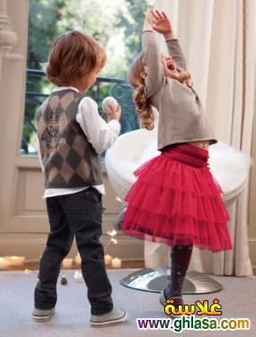 احدث صور ملابس للاطفال الشتوي للبنوتات الصغار ملابس شتوي لعام 2019 ghlasa1382723147546.jpg