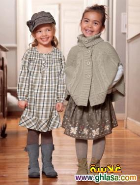 احدث صور ملابس للاطفال الشتوي للبنوتات الصغار ملابس شتوي لعام 2019 ghlasa1382723147567.jpg