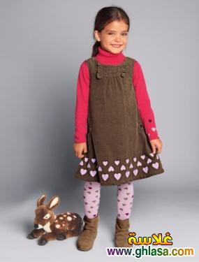 احدث صور ملابس للاطفال الشتوي للبنوتات الصغار ملابس شتوي لعام 2019 ghlasa1382723681793.jpg
