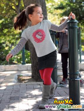 احدث صور ملابس للاطفال الشتوي للبنوتات الصغار ملابس شتوي لعام 2019 ghlasa1382723681847.jpg