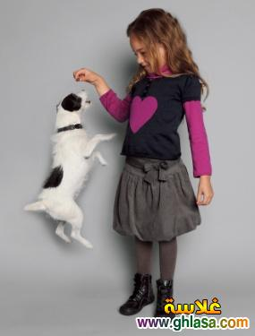 احدث صور ملابس للاطفال الشتوي للبنوتات الصغار ملابس شتوي لعام 2019 ghlasa1382723681858.jpg