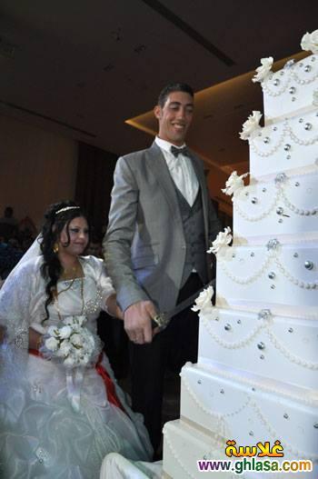 صور حفل زفاف اطول رجل فى العالم على سيدة قصيرة جدا ghlasa1382957913324.jpg