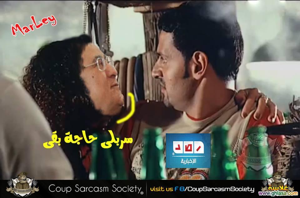 صور نكت ساخرة من الرئيس عدلى منصور ، صور مضحكة وافشات على الرئيس الصامت عدلى منصور الطرطور 2018 ghlasa1383311342323.jpg