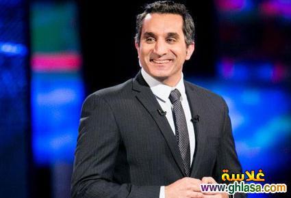هروب باسم يوسف خارج مصر اليوم الجمعة 1-11- ghlasa1383316363181.jpg