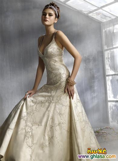 صور اجدد فساتين فرح فساتين زفاف لعام 2018 ghlasa1383653124745.jpg