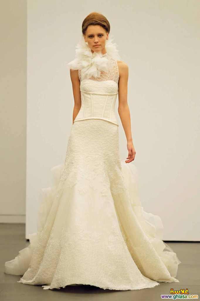 صور اجدد فساتين فرح فساتين زفاف لعام 2018 ghlasa1383653124839.jpg