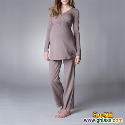 للحوامل ملابس شيك لعام 2019 ghlasa1383694340571.jpg