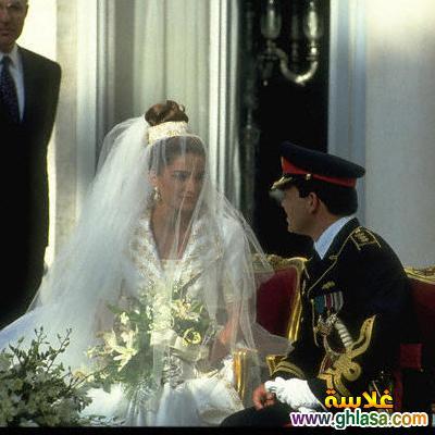 صور فساتين فرح بيضاء للاميرات فساتين زفاف الاميرات ghlasa1383793818127.jpg