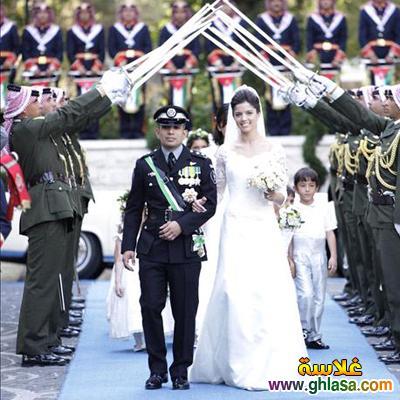 صور فساتين فرح بيضاء للاميرات فساتين زفاف الاميرات ghlasa1383793965071.jpg