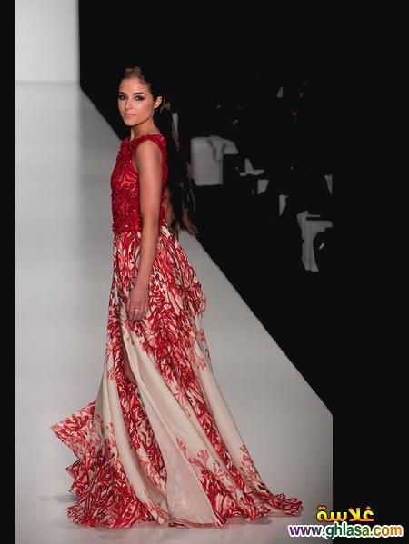 صور فساتين مناسبات  فساتين  سهره ملكات الجمال لعام 2019 فساتين سهره جديده 2019 ghlasa1384039585273.jpg