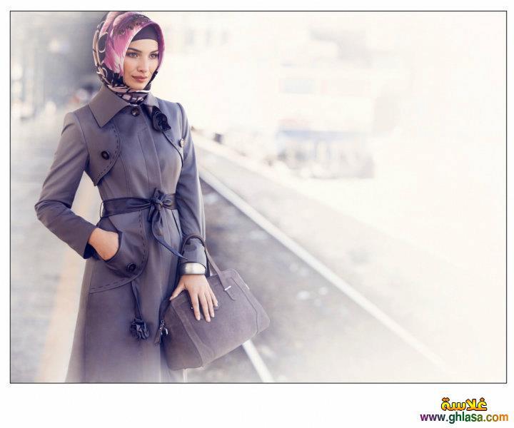 اجمل اطقم ملابس محجبات شتوي لعام 2018 ghlasa1384246956677.jpg