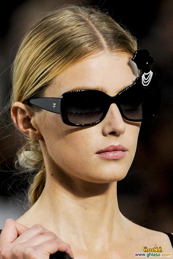 احدث صور نظارات شمسيه شتوي للبنات جديده وانيقه لعام 2018 ghlasa1385437072316.jpg