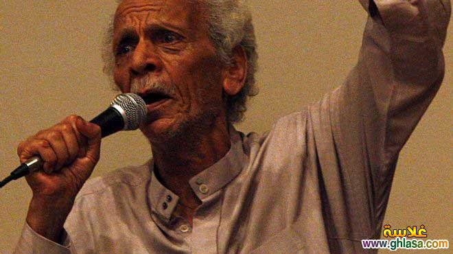 اخر صور للشاعر احمد فؤاد نجم قبل الوفاة ، صور الشاعر احمد فؤاد نجم قبل وفاتة ghlasa138605546753.jpg