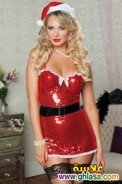 صور مثيرة لانجيرى الكريسماس  ، Sexy pictures Lingerie Christmas  ghlasa1386219830086.jpg