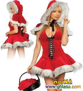 صور مثيرة لانجيرى الكريسماس  ، Sexy pictures Lingerie Christmas  ghlasa1386219830118.jpg