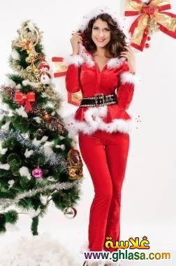 صور مثيرة لانجيرى الكريسماس  ، Sexy pictures Lingerie Christmas  ghlasa1386219830139.jpg
