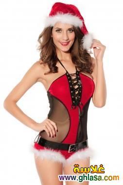 صور مثيرة لانجيرى الكريسماس  ، Sexy pictures Lingerie Christmas  ghlasa13862198301410.jpg