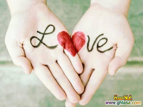 صور كلام رومانسى على صور رومانسية ، كلام حب رومانسي وصور احباب عشاق غرامية 2018 ghlasa138622168459.jpg