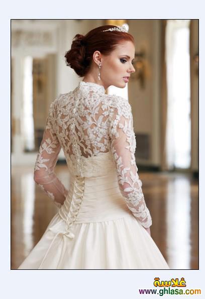 Wedding Dresses 2018 ، صور زفاف جديدة مميزة 2018 ghlasa1386299753971.jpg