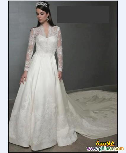 Wedding Dresses 2018 ، صور زفاف جديدة مميزة 2018 ghlasa1386299754127.jpg