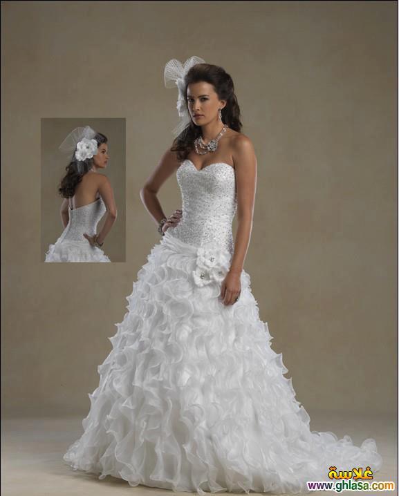 Wedding Dresses 2018 ، صور زفاف جديدة مميزة 2018 ghlasa13862997542.jpg