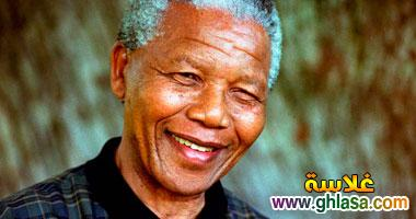 وفاة مانديلا اصاب العالم  بالحزن الشديد حداد للعالم كله بسبب وفاة مانديلا ghlasa1386490402361.jpg