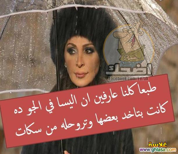 نكت مصرية على فصل الشتاء  ، نكت المصريين على درجة الحرارة فى مصر  ghlasa1386857903015.png