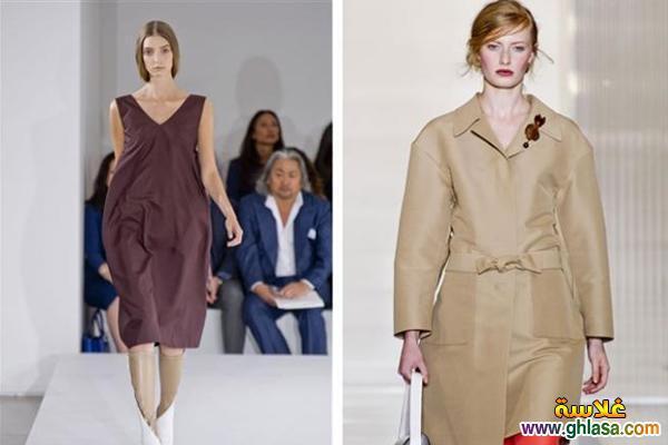 احدث ملابس شتوي متنوعه للبنات للعام الجديد 2019 ghlasa1386940507411.jpg