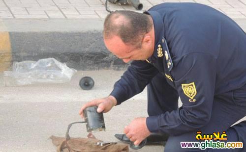احباط محاولة تفجير مديرية امن كفرالشيخ ، فشل انفجار امام مديرية الامن كفر الشيخ اليوم ghlasa1388076308152.jpg